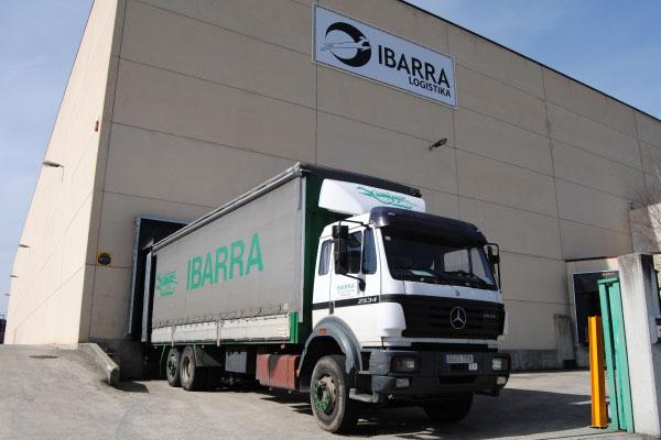 Transportes Ibarra | Ibarra Logistika