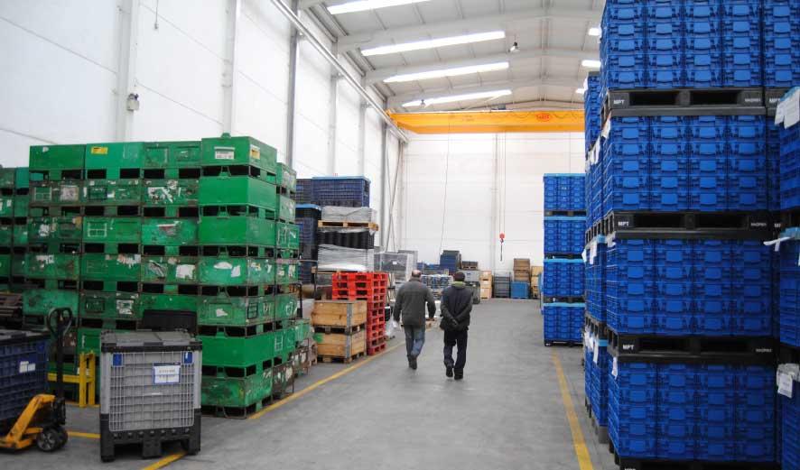 Servicios logísticos Ibarra Logistika