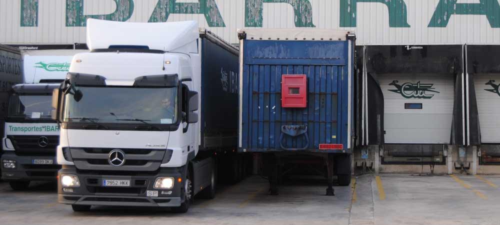 Transporte de mercancías Ibarra Logistika